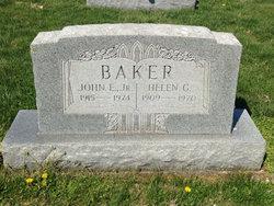 John E Baker, Jr