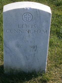 Lewis Cunningham