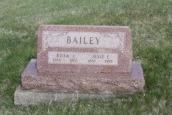 Jesse E. Bailey