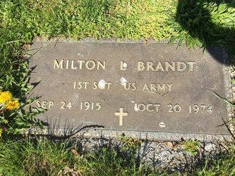 Milton L. Brandt