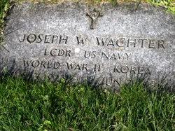 LCDR Joseph W. Wachter