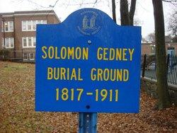 Solomon Gedney Burial Ground