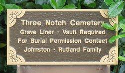 Three Notch Cemetery