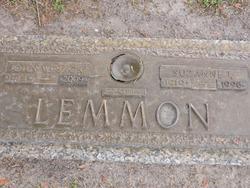 John W Lemmon