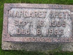 """Margaret Florence """"Maggie"""" <I>Meier</I> Speth"""