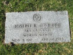 Joseph R DeGrace
