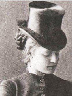 Marie Louise <I>von Wallersee</I> Larisch