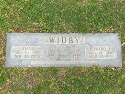 Joann <I>Schmidt</I> Widby