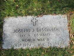 Joseph J Desorbo