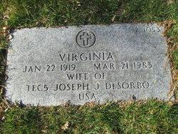 Virginia Desorbo