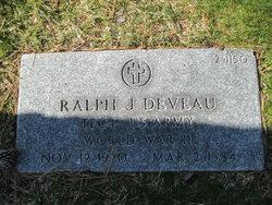 Ralph J Deveau