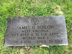 James G Boilon