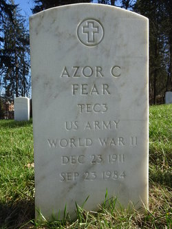 Azor C Fear