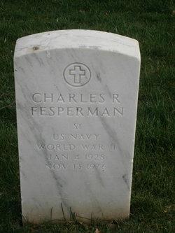 Charles R Fesperman