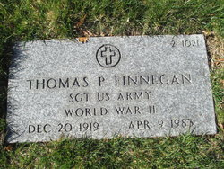 Thomas P Finnegan