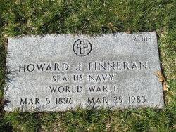 Howard J Finneran