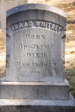 Isaac Whitney