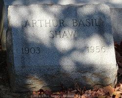 Arthur Basil Shaw