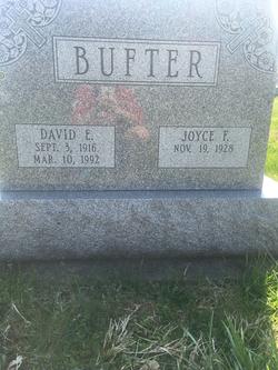 David E Bufter