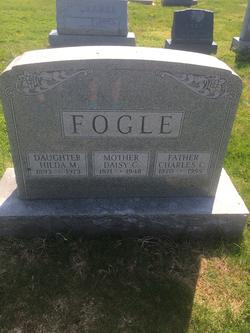 Charles C Fogle