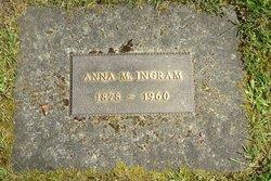 Anna M. Ingram