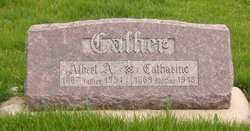 Albert A Cather