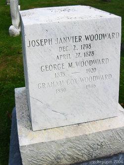 Joseph Janvier Woodward