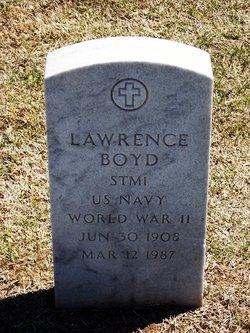 Lawrence Boyd