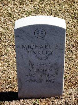 Michael Eugene Binkley