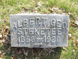 Albert G. Steketee