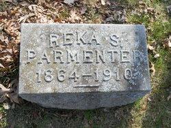 """Hendricka P. """"Rika"""" <I>Steketee</I> Parmenter"""