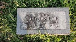 John Addison Specie