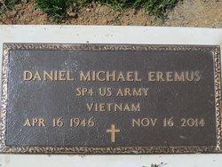 """Daniel Michael """"Danny"""" Eremus"""