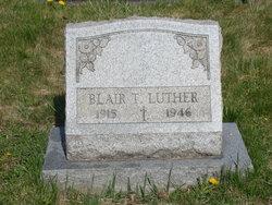 Blair Thomas Luther