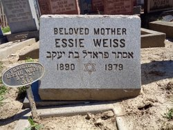 Essie <I>Nagler</I> Weiss