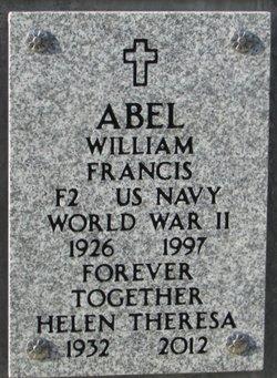 William Francis Abel