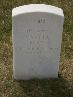 Verlia May Crutchfield