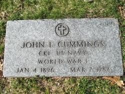 John L Cummings