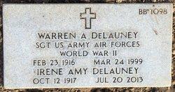 Warren A Delauney