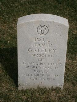 Paul David Gateley
