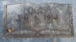 Louise <I>Ross</I> Sinclair