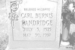 Carl Burnis Dandridge