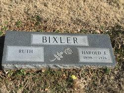 Harold Ember Bixler