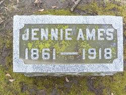 Jennie <I>Perkins</I> Ames