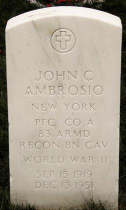 John Charles Ambrosio