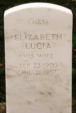 Elizabeth Lucia Jones
