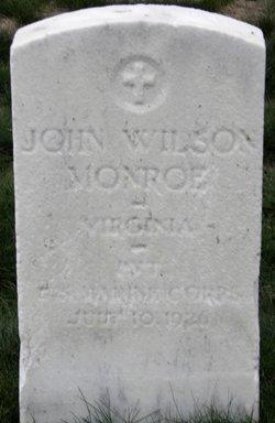 John Wilson Monroe