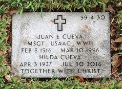 Juan E Cueva