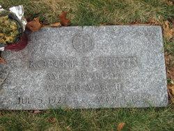 Robert F Curtis