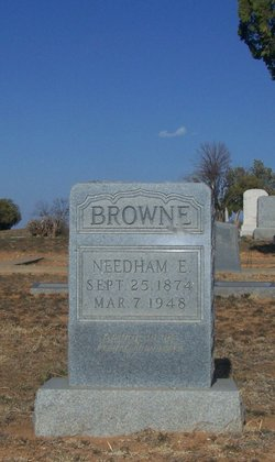 Needham Eugene Browne